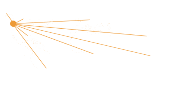 World map with distribution routes
